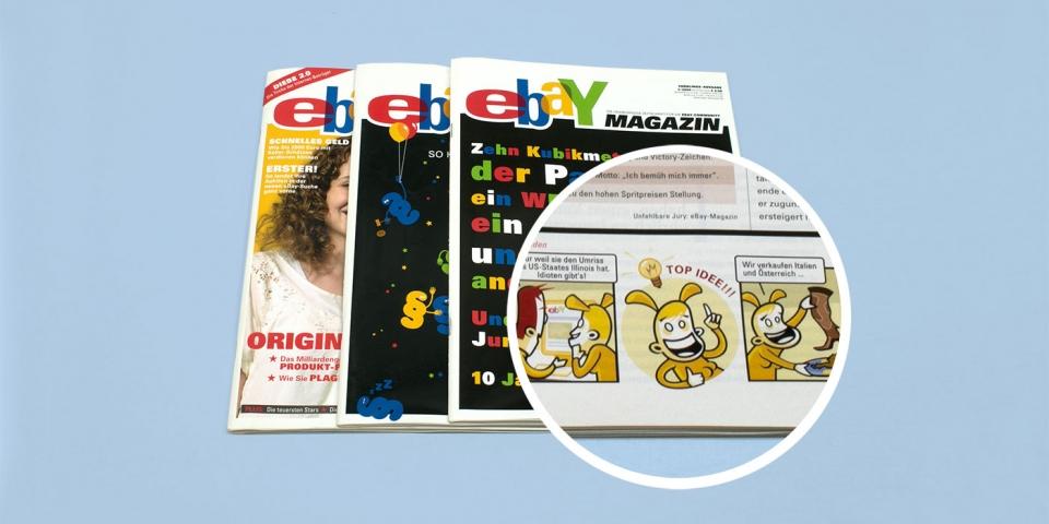 ebay Magazin