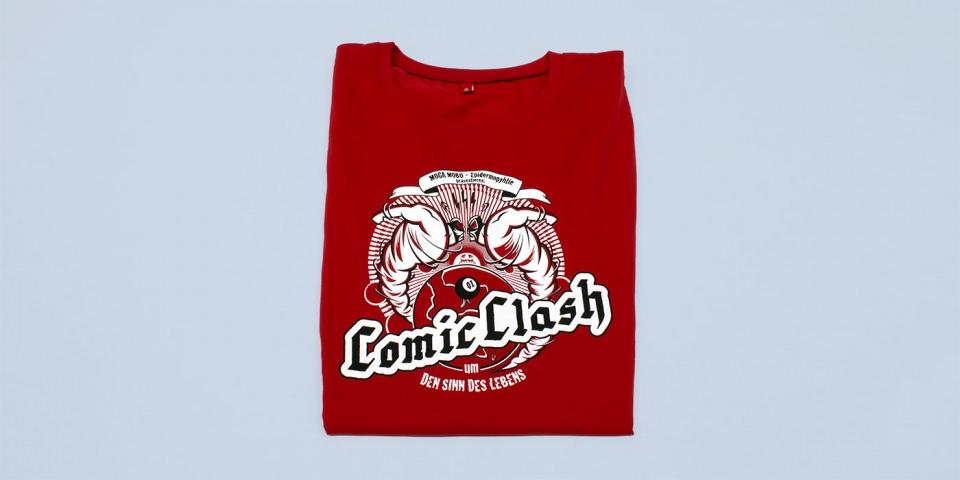Comic Clash