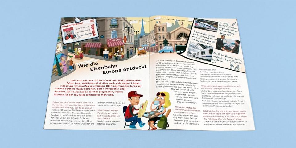 DB LeseLok Magazin