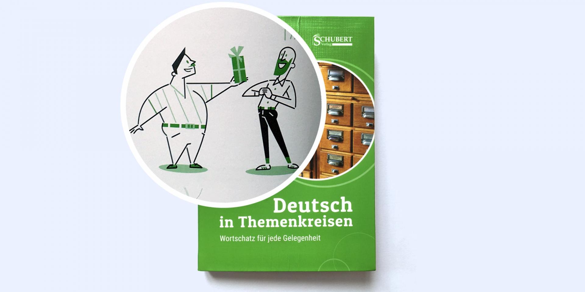 SCHUBERT – Schulbuchillustration